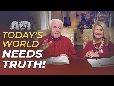 Boardroom Chat: Todays World Needs Truth!   Jesse & Cathy Duplantis