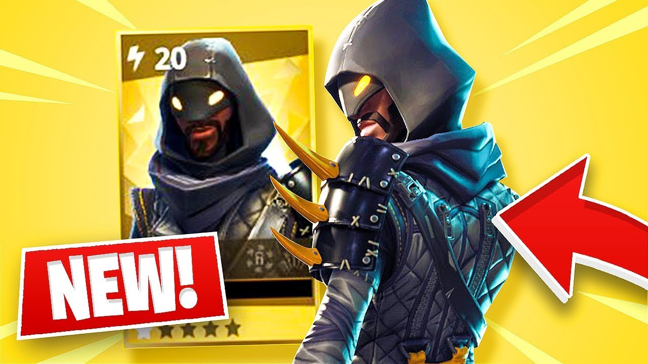 fortnite new legendary ninja hero fortnite save the world - fortnite legendary ninja