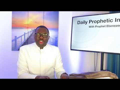 Prophetic Insight September 20,2021