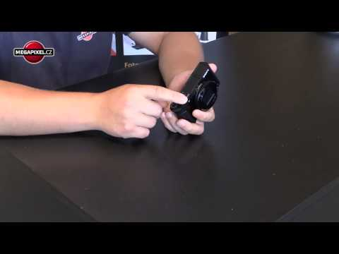 Videorecenze Sony CyberShot DSC-HX90