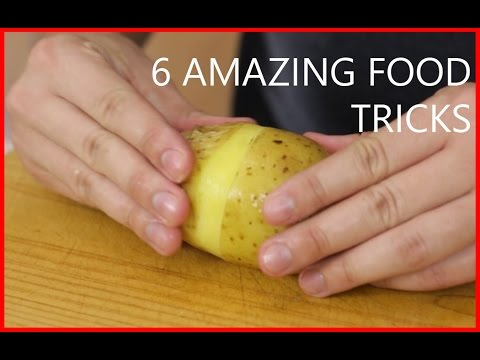 6 Amazing Cooking Tricks - UCosny7dI3LVZE-GWR1RKxsg