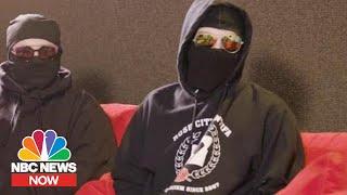 'We Don't Depend On Cops': Antifa Members Talk Protest Tactics | NBC News