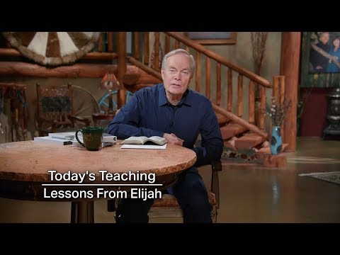 Lessons From Elijah: Week 3, Day 5 - Gospel Truth TV