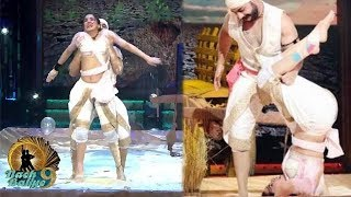 Nach Baliye 9: Shraddha Arya Gets Head Injured While Performing With Alam Makkar