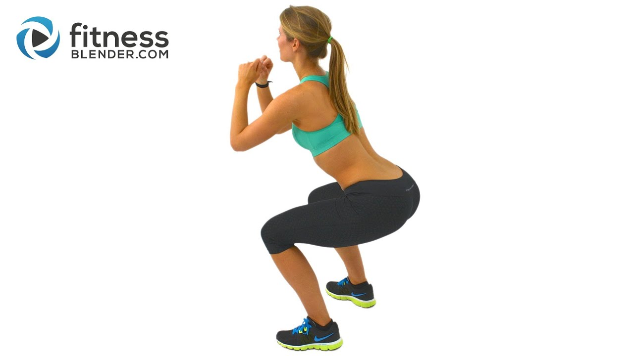 5 Minute Butt and Thigh Workout for a Bigger Butt – Exercises to Lift and Tone Your Butt and Thighs
