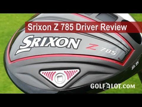 Srixon Z 785 Driver Review By Golfalot - UCFwvulrGosICDicPGBvxqeA