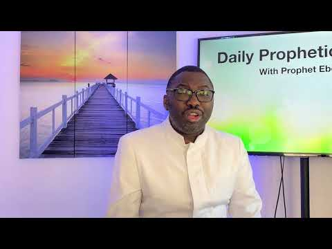 Prophetic Insight August 25, 2021