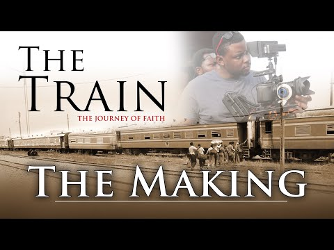 The Making of THE TRAIN MOVIE    Behind the Camera    Mount Zion Film Productions 1