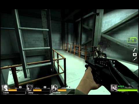 Left 4 Dead - Tips, Tricks & Shortcuts Pt 1   Racer lt