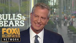 De Blasio on his plan to 'tax the hell' out of the wealthy