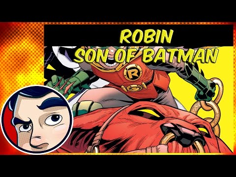 "Robin Son Of Batman ""Year of Blood"" - Complete Story | Comicstorian - UCmA-0j6DRVQWo4skl8Otkiw"