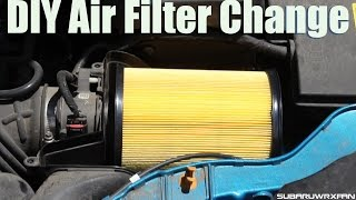 Sostituzione filtro aria Ford Focus da 2014