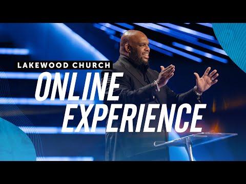 Lakewood Church   John Gray  Sunday Service 11am