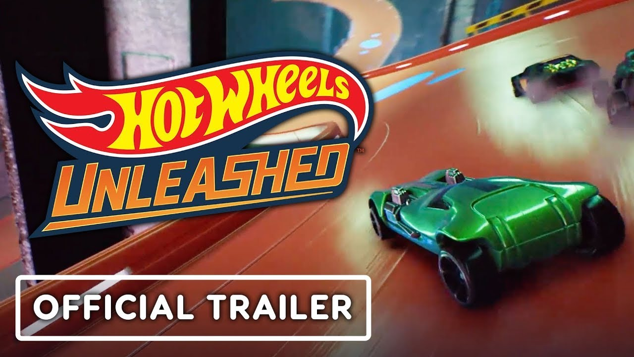 Hot Wheels Unleashed – Official Gameplay Trailer