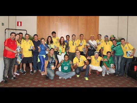 Imagem post: Liberty na Copa – Jogo Brasil x Chile (Estádio Mineirão)