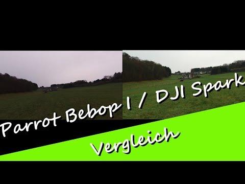 Parrot Bebop VS Dji Spark Comparison - UCNWVhopT5VjgRdDspxW2IYQ