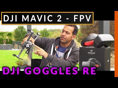 DJI Mavic 2 Pro & Zoom: FPV mit den DJI Goggles RE - UCWnFjfHBpa4Xfi7qT_3wdQA