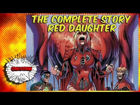 Red Daughter of Krypton (Supergirl) - Complete Story - UCmA-0j6DRVQWo4skl8Otkiw