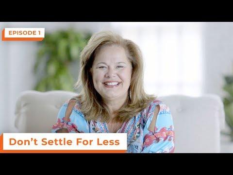 Dont Settle For Less  eStudies with Lisa Harper  Episode 1