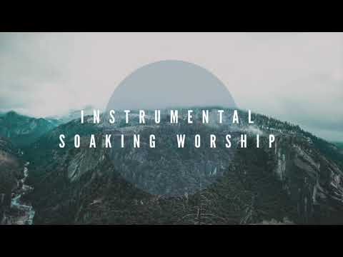Instrumental Worship Soaking in His Presence // JUST THE NAME OF JESUS