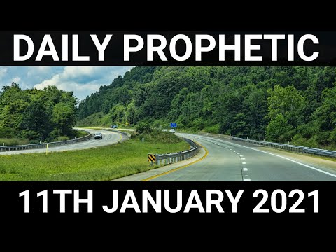 Daily Prophetic 11 January 2021 7 of 7