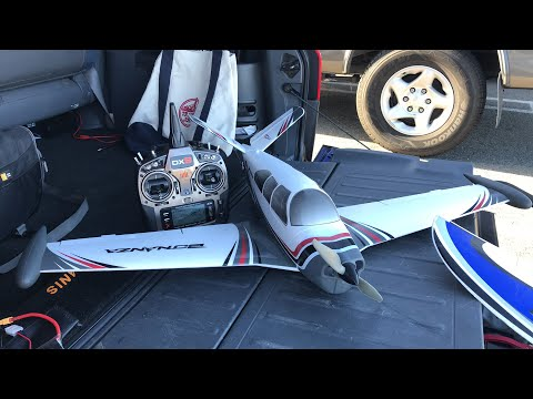 Hobbyking Durafly Bonanza Live Maiden Flight - UCTa02ZJeR5PwNZK5Ls3EQGQ
