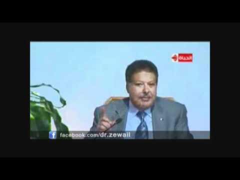 د. احمد زويل يتحدث عن عالم العلم والبحث العلمى