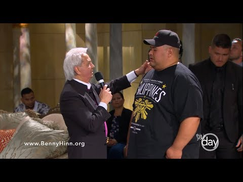 Jesus Sets the Captives Free - A special sermon from Benny Hinn