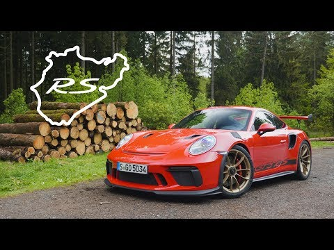 NEW Porsche 911 GT3 RS Review: Exploring The Lost Nürburgring - Carfection - UCwuDqQjo53xnxWKRVfw_41w