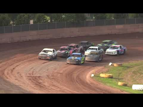 7/23/2021 Shawano Speedway Races - Friday - dirt track racing video image
