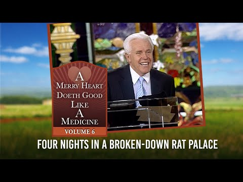 Merry Heart:  Four Nights in a Broken-Down Rat Palace  Jesse Duplantis