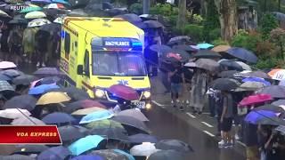 Việt Nam cảnh báo công dân về biểu tình ở Hong Kong (VOA)