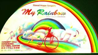 How to arrange for a choir? Shirley Whing's Rainbow Medley