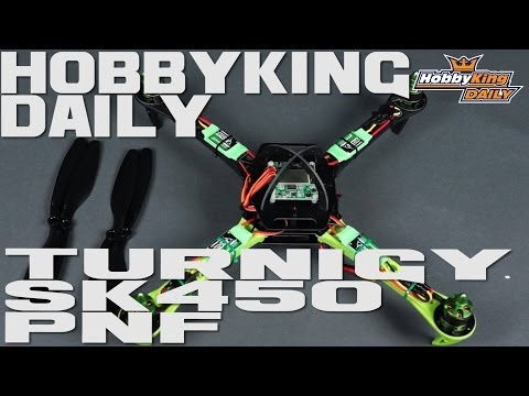 HobbyKing Daily - SK450 PNF Version - UCkNMDHVq-_6aJEh2uRBbRmw