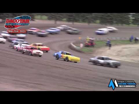 Dacotah Speedway Hobby Stock A-Main (5/21/21) - dirt track racing video image