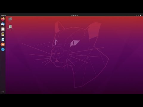 Convert Ubuntu 20.04 LTS to Vanilla Gnome 3 Desktop Environment