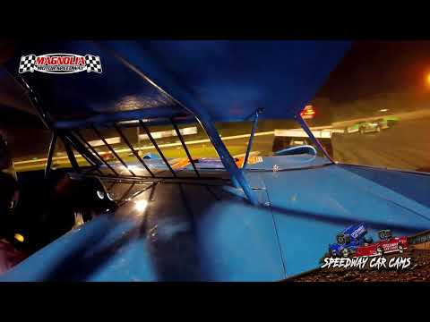 #000 Scott Flurry - 602 Sportsman - Magnolia Motor Speedway 5-30-21 - dirt track racing video image