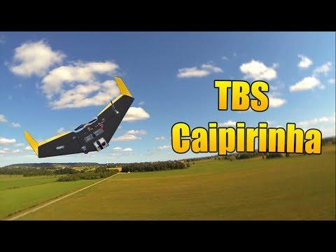 My beginning [FPV flying] - TBS caipirinha