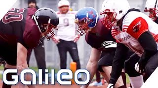 Der American Football-Knast | Galileo | ProSieben