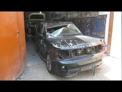 Range Rover Sport Autobiography  Кузовной ремонт в Армении/Body repair in Armenia - UC4Ujt9wKuFINzaOEj8diEeA