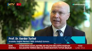 Prof. Dr. Serdar Turhal Kanserde hedefe yönelik tedavi nedir? Kanserde genetik analiz nedir? NTV