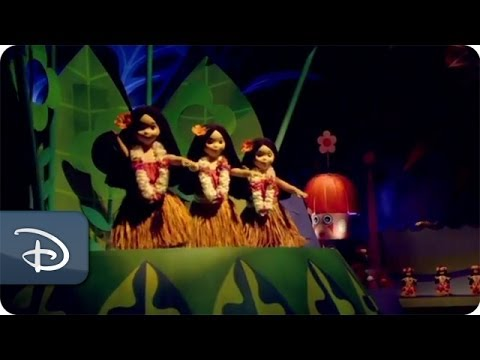 How 'it's a small world' Doll Costumes Are Created | Disney Parks - UC1xwwLwm6WSMbUn_Tp597hQ