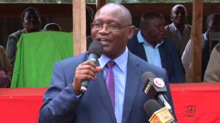 Governor visits Ichuni Girls School