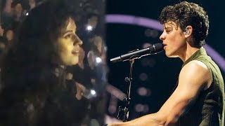 Camila Cabello Brought to Tears At Shawn Mendes Concert?