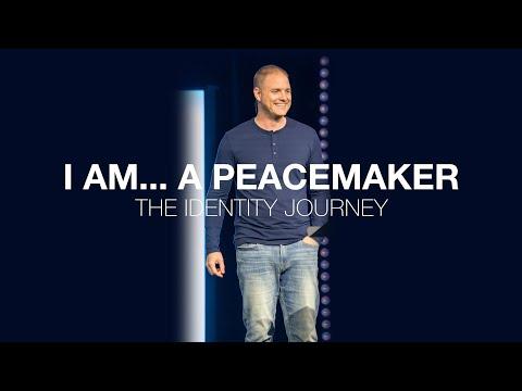 Identity Journey  I am...a peacemaker  1 Samuel 25:2-35