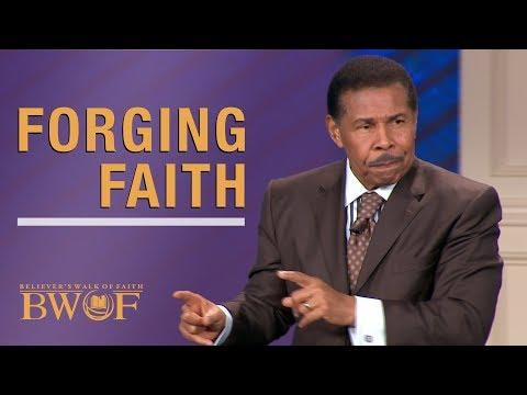 Forging Faith - Entering Into Canaan