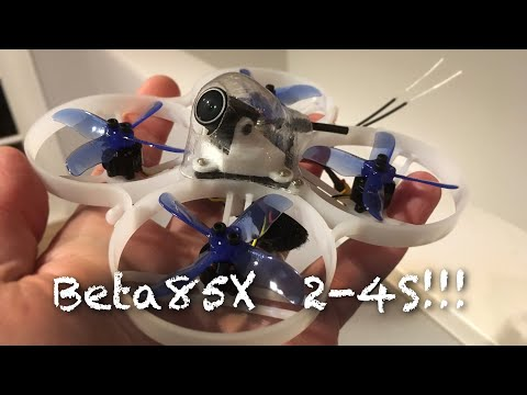 "Beta85X - Introducing the 4S ""WHOOP"" - UCkSK8m82tMekBEXzh1k6RKA"