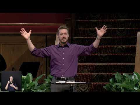 Sermon - 04/05/2020 - Pastor Ben Anderson - Christ Church Nashville