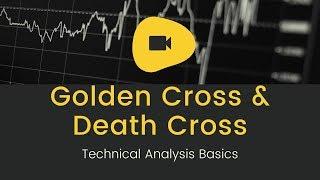 Golden Cross & Death Cross - Technical Analysis Basics|Candlestick Pattern|Trading Signal| STT