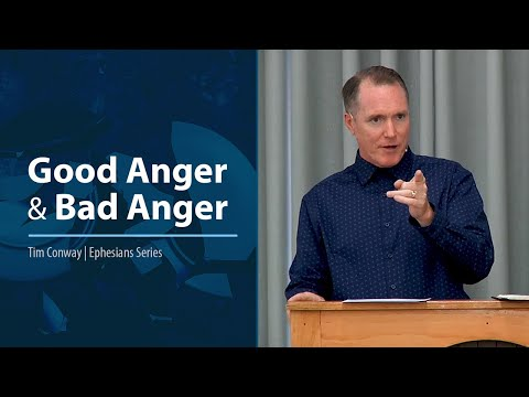 Good Anger & Bad Anger - Tim Conway